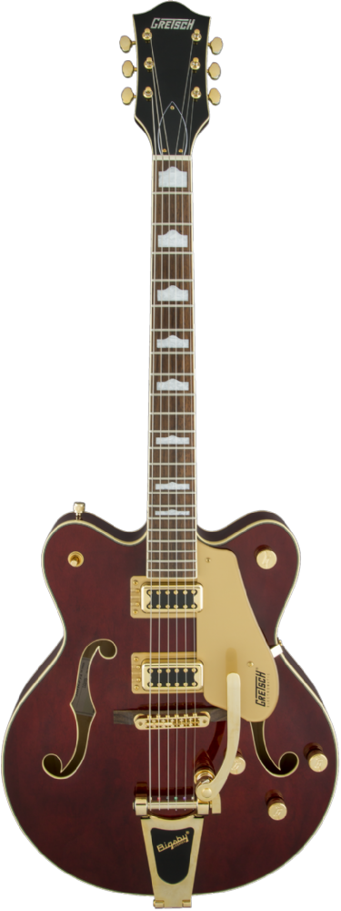 Gretsch G5422TG Electromatic Hollow Body Walnut Stain Bigsby